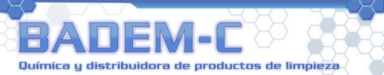 BADEM-C Química y Distribuidora de Productos de Limpieza